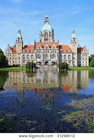 Town Hall Hannover
