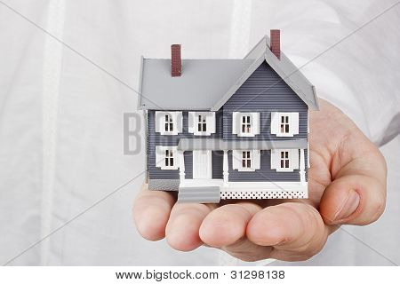 House In A Hand