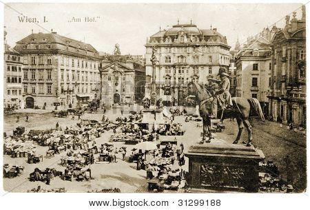 "Vienna ""am Hof"" Square"