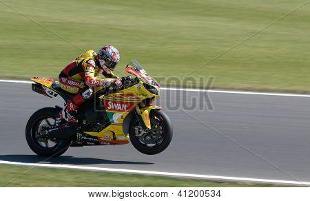 British Superbikes 2012