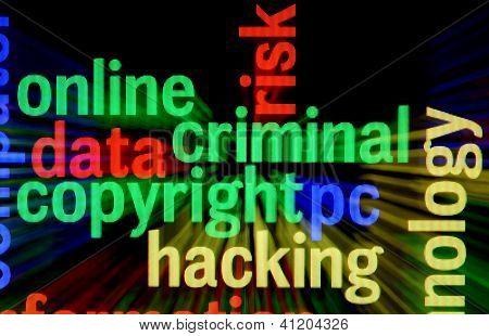 Criminal Copyright Hacking