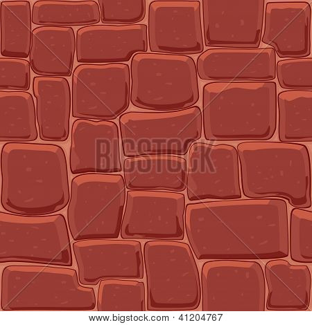Abstract stone wall seamless background