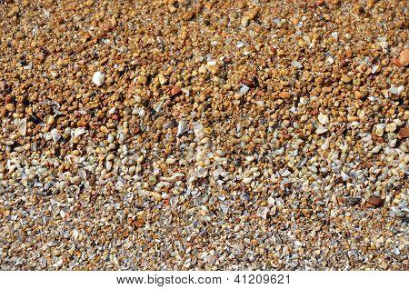 Fondo de piedra Concha y Callao