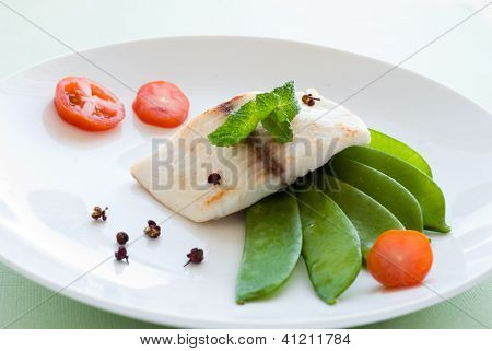 fillet of fish