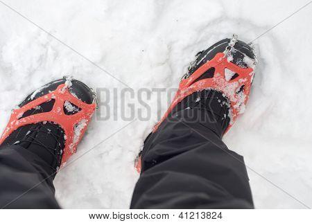 Winter Crampons