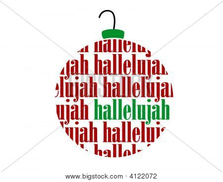 Hallelujah Christmas.A Hallelujah Christmas Good News For A Weary World
