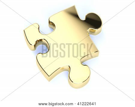Single Gold Puzzle