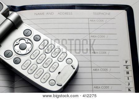 Cell Phone Address Book