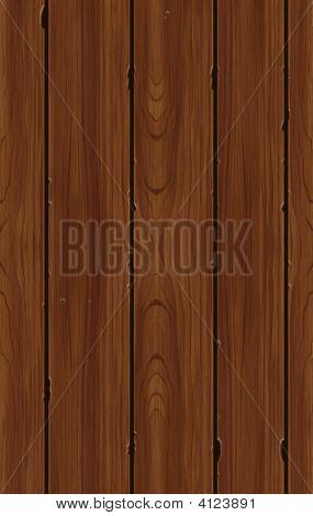 Seamless Wood Pattern Tile