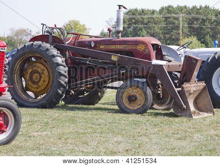 Antique Cockshutt Tractor