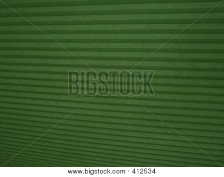 Accordian Texture Green