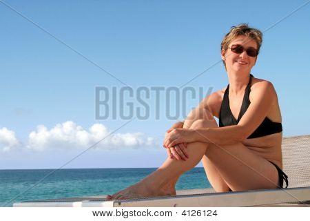 Garota de praia