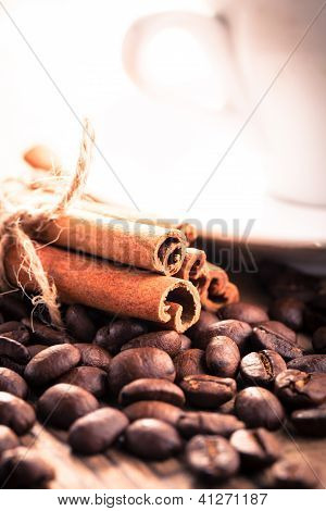 Coffee And Cinnamon