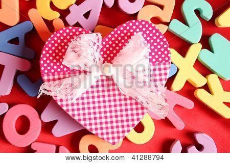 Letters Alphabet