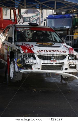 Severely Damaged Rally