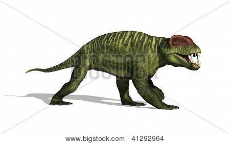 Doliosauriscus Dinosaur