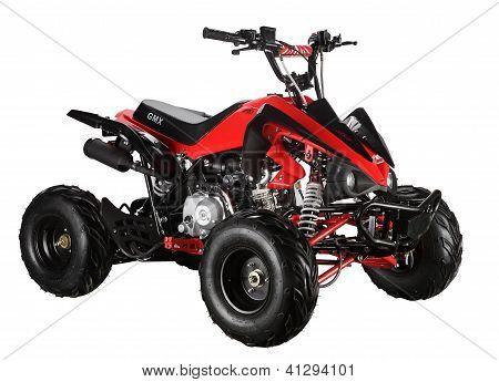 ATV red