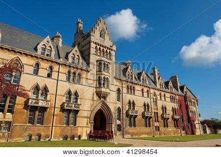 Christ Church College. Oxford, England