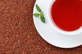 Rooibos Tea With Lemon Balm