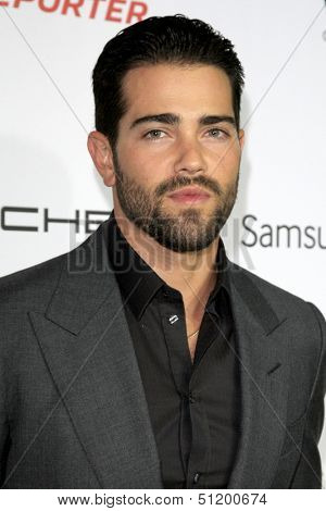 LOS ANGELES - SEP 19:  Jesse Metcalfe at the The Hollywood Reporter's Emmy Party at Soho House on September 19, 2013 in West Hollywood, CA