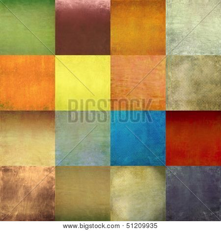 Earthy geometric background and useful design element