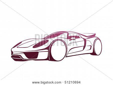Pink super auto