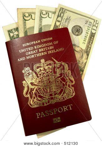 Passport And Dollars