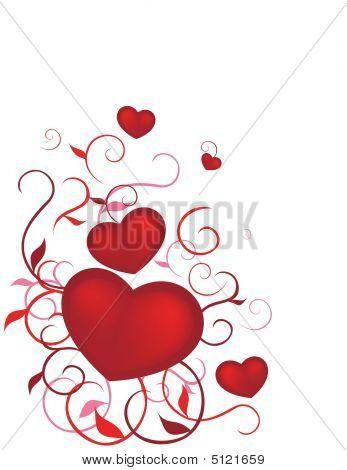 Valentines Hearts