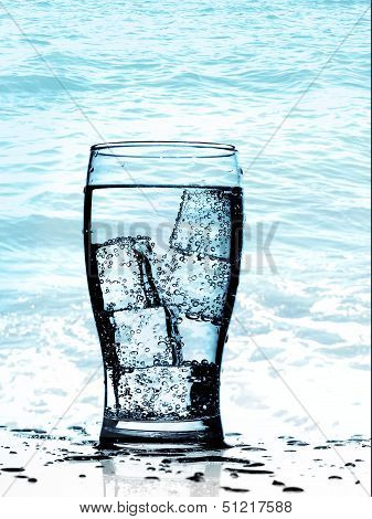 Cold Purified Water