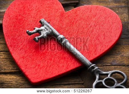 Key To Your Heart Is Here
