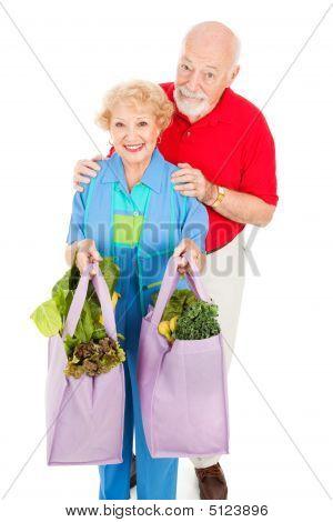 Environmentally Aware Seniors