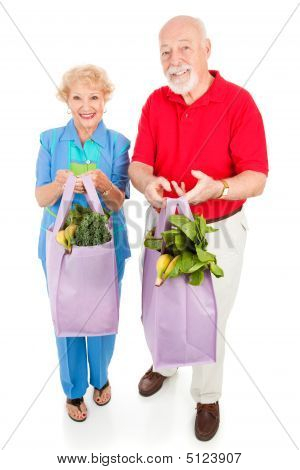 Healthy Seniors Eat Right