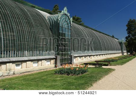 The Greenhouse in Lednice Castle