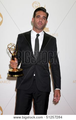 LOS ANGELES - SEP 22:  Bobby Cannavale at the 65th Emmy Awards - Press Room at Nokia Theater on September 22, 2013 in Los Angeles, CA