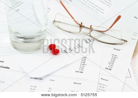 Bills And Glasses