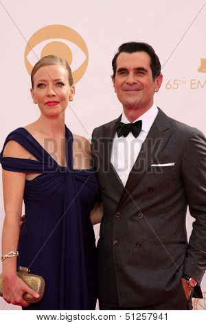 LOS ANGELES - SEP 22:  Ty Burrell at the  at Nokia Theater on September 22, 2013 in Los Angeles, CA