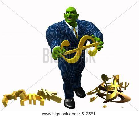 Gremlin Banker