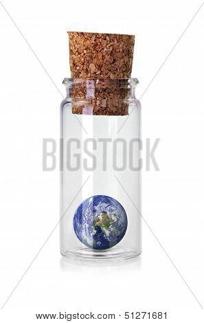Blue Planet Earth Keep Safe