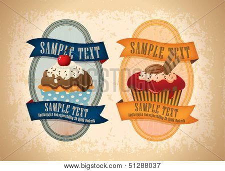 Cupecake Badges And Labels 03