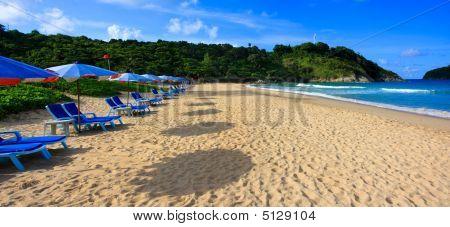 Nai Harn Beach, Phuket, Tailândia