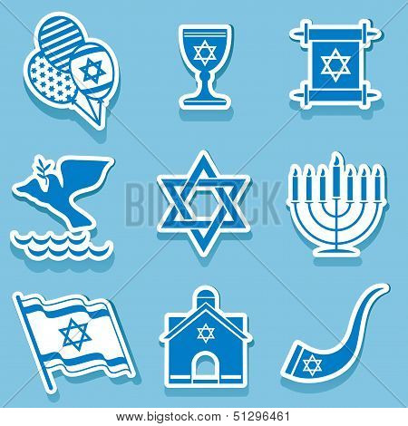 Israel symbols