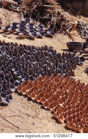 Morocco, Pot Factory