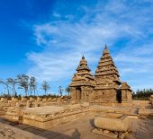 stock photo of tamil  - Famous Tamil Nadu landmark  - JPG