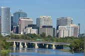 foto of rosslyn  - Washington DC - JPG