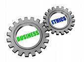 stock photo of scruple  - business ethics  - JPG