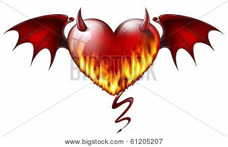 diabolical heart