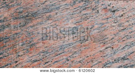 Red And Black Granite / Marble Texture Background