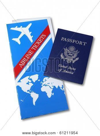 Airline Tickets and US Passport