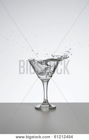 Transparent Cocktail