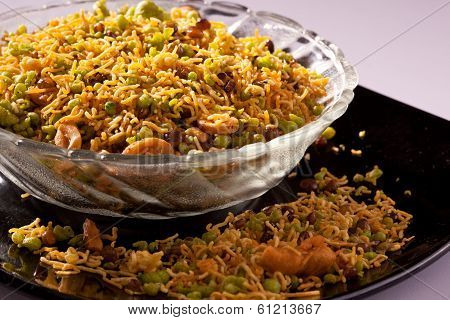 Spicy Bombay Mixture from India